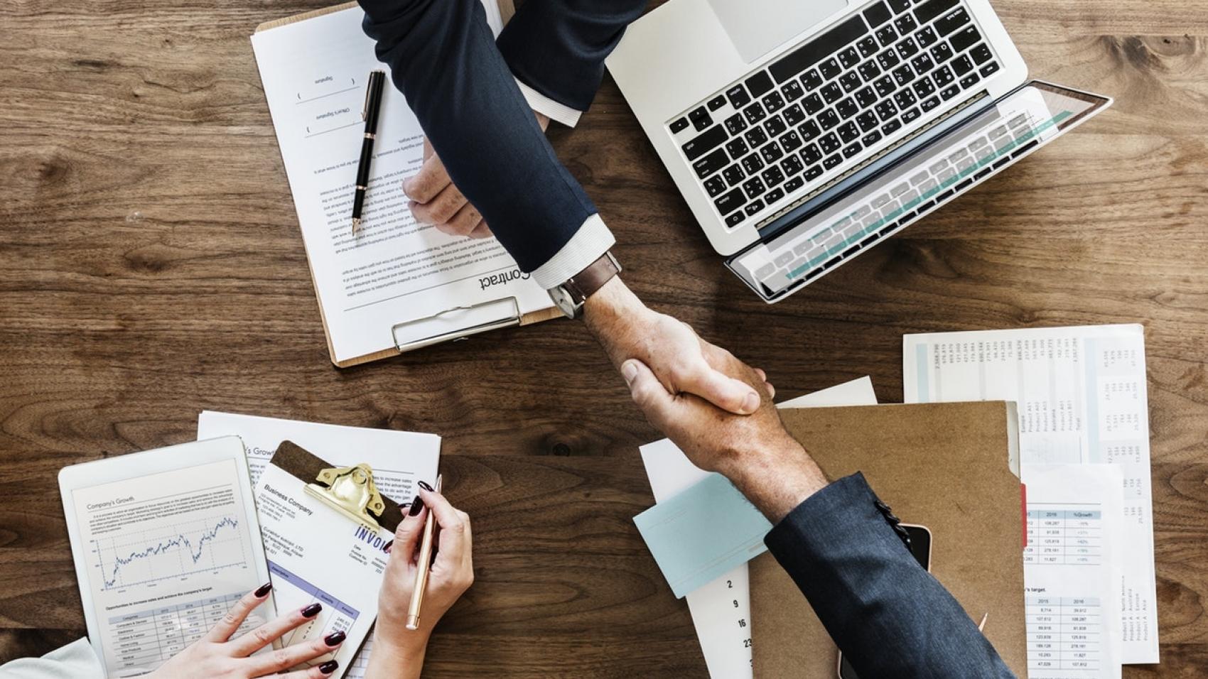 Outsourcing HR tasks