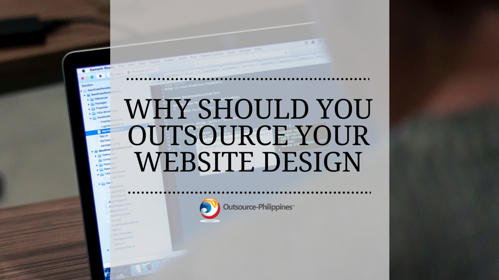Why Should You Outsource Your Website Design