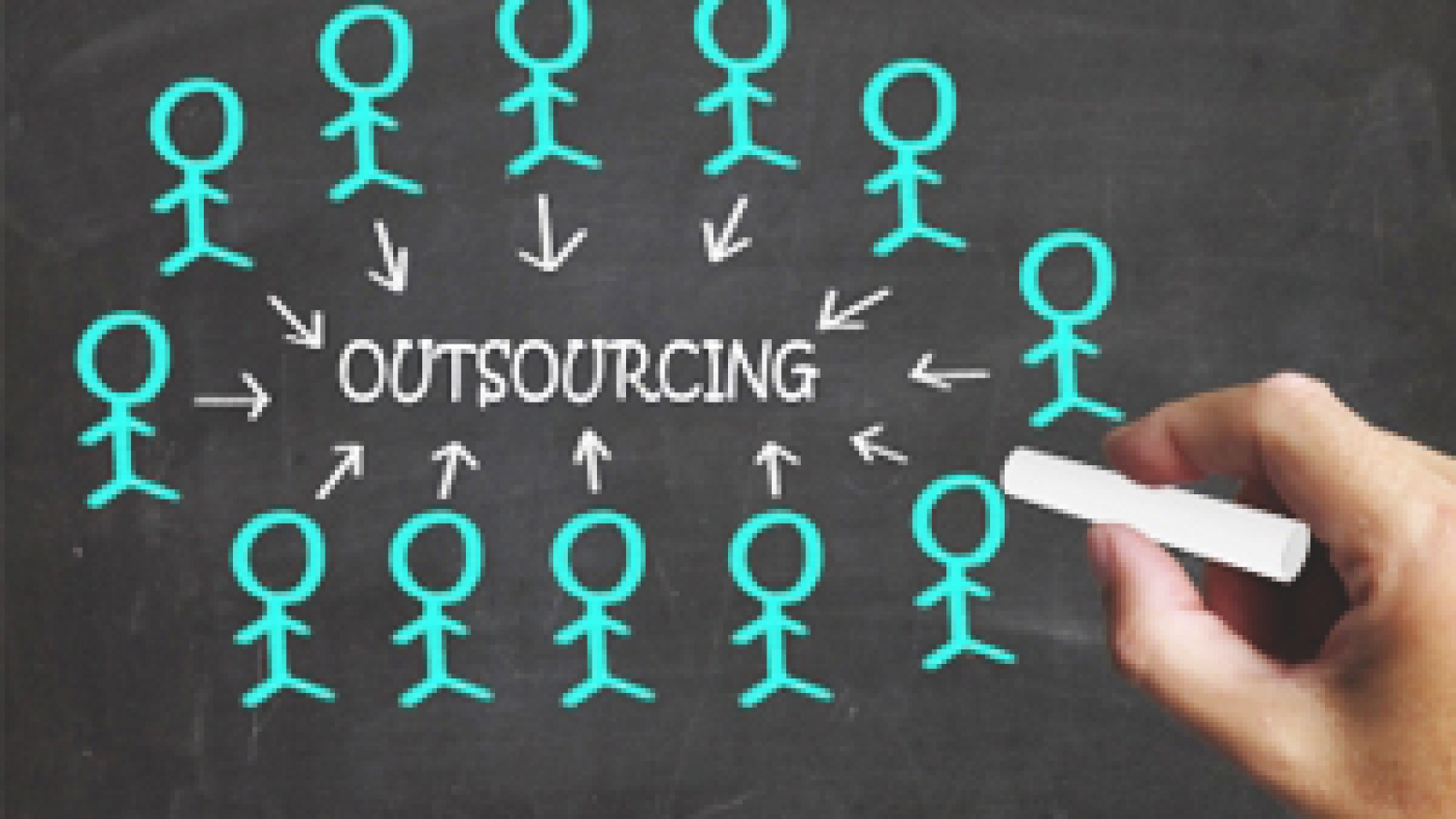 the perks of working in an outsourcing firm