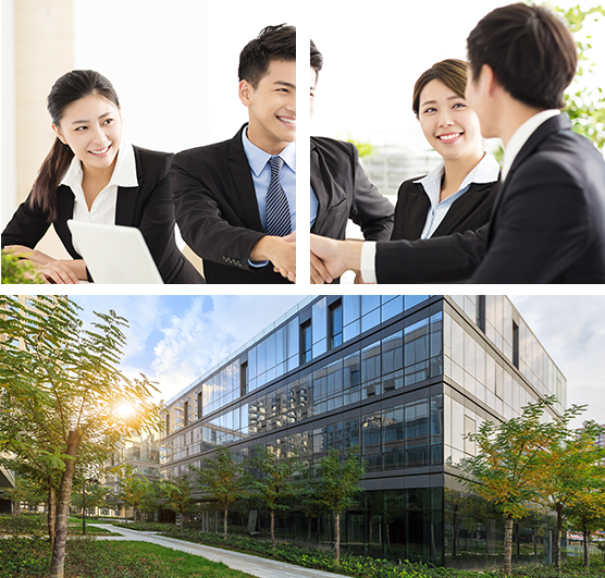 Office and people to assist when you contact outsource-philippines