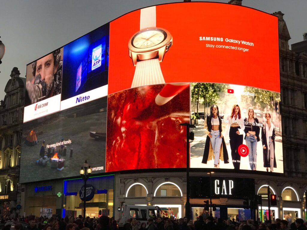 billboards are examples of paid advertisements
