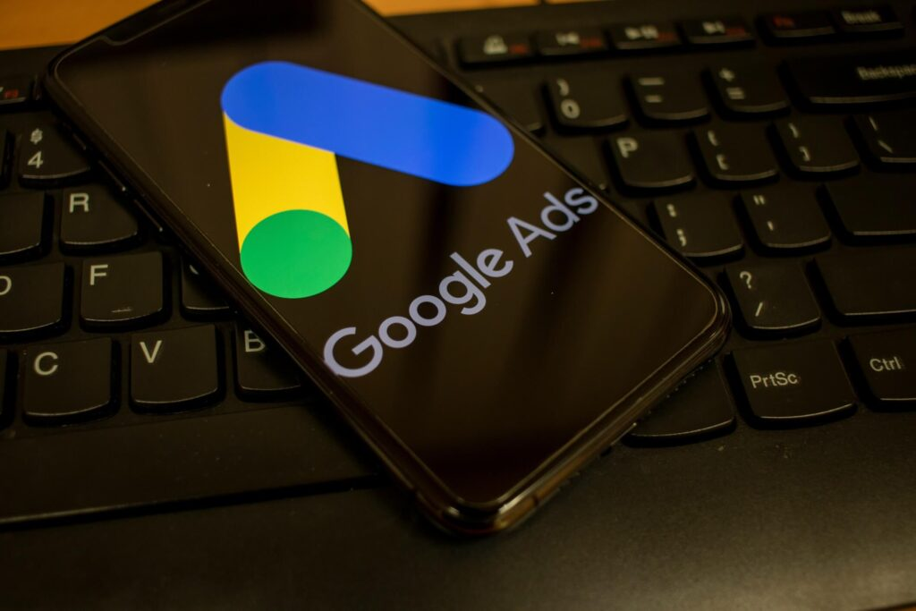Google Ads allows brands to track site performance
