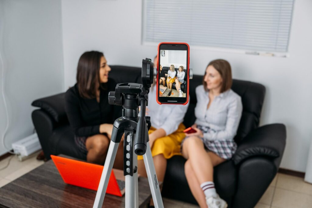 social media vlogging is one type of influencer marketing