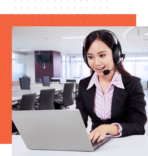 Filipino dispatcher services representative